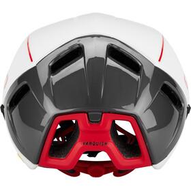 Giro Vanquish MIPS Casco, blanco/rojo
